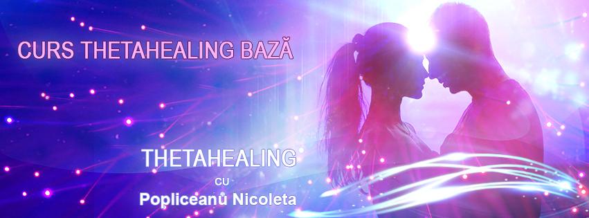 Curs Theta Healing Bază ADN