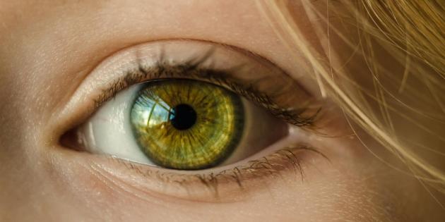 Imagine ochi pentru articol despre thetahealing terapie